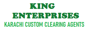 karachi custom Clearing Agents king Enterprises